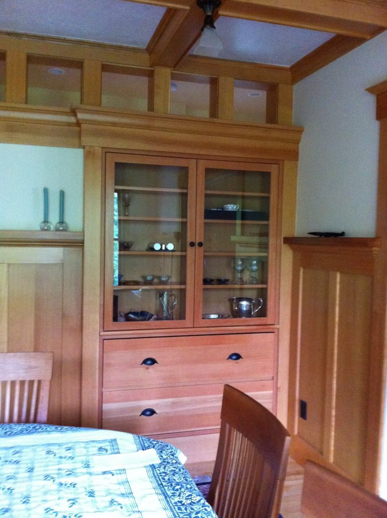 Douglas Fir Kitchen Dining Room And Den Yellowhammer